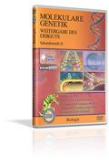 Genetik - Molekulare Genetik - Weitergabe des Erbguts - Schulfilm (DVD)
