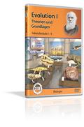 Evolution I - Theorien und Grundlagen - Schulfilm (DVD)