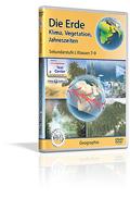 Erde - Klima, Vegetation, Jahreszeiten - Schulfilm (DVD)
