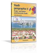 Stadtgeographie II - Anglo- und lateinamerikanische Stadt - Schulfilm (DVD)