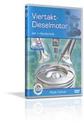 Viertakt-Dieselmotor - Schulfilm (DVD)