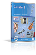 Akustik I - Schulfilm (DVD)