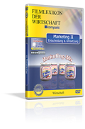 Marketing II - Entscheidung & Umsetzung - Schulfilm (DVD)