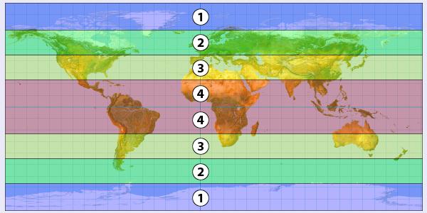 Sachunterricht DVD 26 - Reise um die ErdeKlimazonen (1)